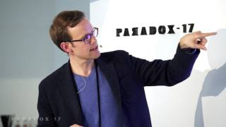 """Download PARADOX 17 — Frank Steffen: """"Künstliche Intelligenz: Zwischen Innovation und Kontrollverlust"""" Video"""