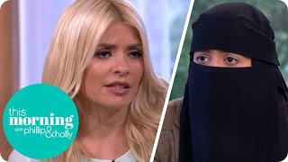 Download Holly Slams the Proposed British Burka Ban | This Morning Video