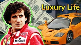 Download Alain Prost Luxury Lifestyle | Bio, Family, Net worth, Earning, House, Cars Video