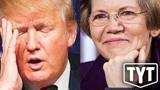 Download Trump Owes Elizabeth Warren $1 Million Video