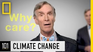 Download Climate Change 101 with Bill Nye | National Geographic Video