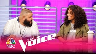 Download The Voice 2017 - Outtakes: You Wrote a Bad Word on My Page (Digital Exclusive) Video