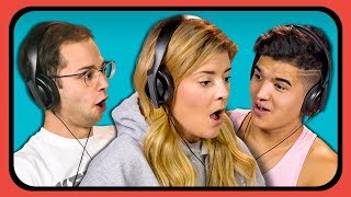 Download YOUTUBERS REACT TO INVISIBLE BOX CHALLENGE Video