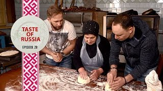 Download The multicultural cooking of Sochi - Taste of Russia Ep. 28 Video