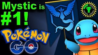 Download Game Theory: Why Team Mystic DOMINATES Pokemon GO Video