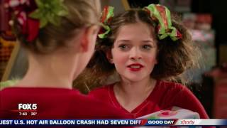 Download Local film director previews 'Santa's Boot Camp' movie Video