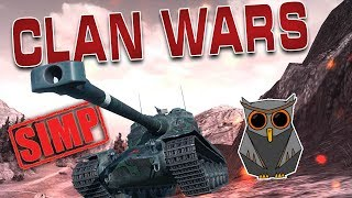Download World of Tanks- [S1MP] vs.[HOOT] - Clan Wars Battle Gameplay Video