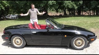 Download Here's Why the Original Mazda Miata Is a Legend Video