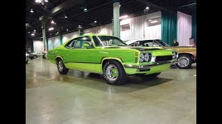 Download 1970 / 71 Plymouth Duster Rapid Transit System & 340 Engine Sound on My Car Story with Lou Costabile Video