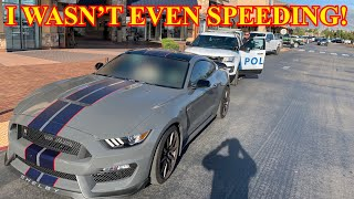 Download You Won't Believe Why I Got Pulled Over In My Shelby Mustang Video