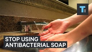 Download Why you should stop using most antibacterial soaps Video