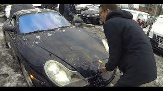Download Покупка б.у. Porsche за 600к / Porsche Boxster for 10 000 $ Video