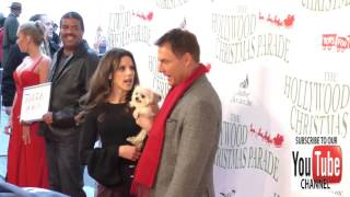 Download Mark Steines and Julie Freyermuth at the 85th Annual Hollywood Christmas Parade in Hollywood Video