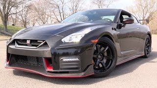 Download 2017 Nissan GT-R Nismo: Road Test & In Depth Review Video