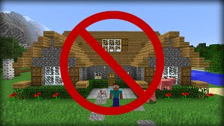 Redstone Modern Beach House (Redstone Modern Mansion) - Minecraft