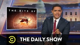 Download Congress's Standstill on Zika Funding: The Daily Show Video