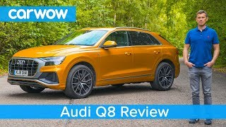 Download Audi Q8 SUV 2019 in-depth review | carwow Reviews Video