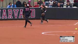 Download Recap: Softball Sweeps Series from Penn Video