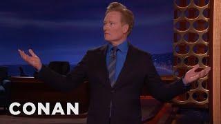 Download Conan Reveals Trump's 2020 Campaign Slogan - CONAN on TBS Video