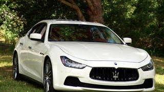 Download On the road: 2014 Maserati Ghibli S Q4 Video