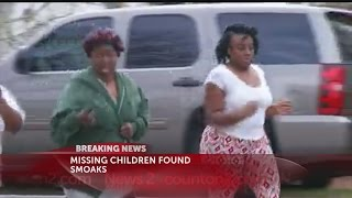 Download Three missing children found alive, located at a home nearby Video