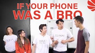Download If Your Phone Was A Bro Video