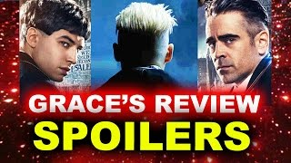Download Fantastic Beasts and Where to Find Them SPOILERS Movie Review Video