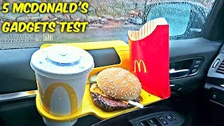 Download 5 McDonald's Gadgets put to the Test! Video