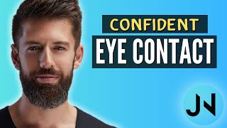Download Eye Contact - Confidence Trick & Biggest Mistake Video