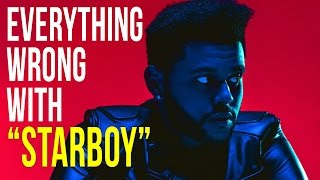 Download Everything Wrong With The Weeknd - ″Starboy″ Video