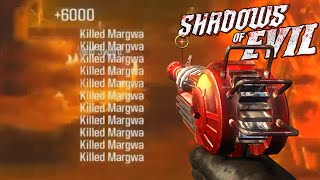 Download KILLING 12 MARGWAS AT ONCE - BLACK OPS 3 ZOMBIES ″SHADOWS OF EVIL″ SHADOW MAN KILL! (BO3 Zombies) Video