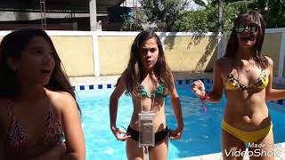 Download DESAFIO DA PISCINA- ADEDONHA Video