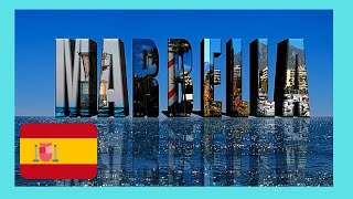 Download Beautiful MARBELLA, Costa Del Sol and the historic OLD TOWN (SPAIN) Video