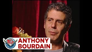 Download Anthony Bourdain on why food tastes bland, 2002 Video