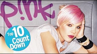 Download Top 10 P!nk Songs Video