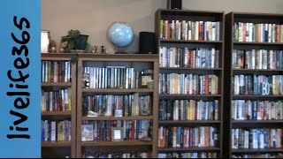 Download House Tour: Part 1 (Study/Office/Library) Video