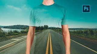 Download Transparent Clothes Effect | Photoshop Tutorial Video