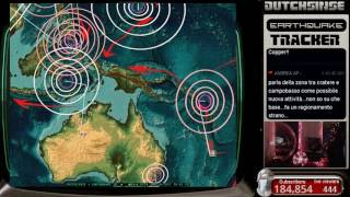 Download 1/10/2017 - Large EQ potential - M7.3 deep earthquake in West Pacific = M8.3 to M9.3 possible Video