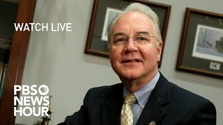 Download WATCH LIVE: Tom Price's confirmation hearing Video