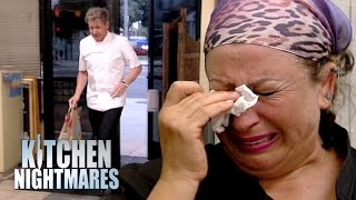 Download Gordon Ramsay's Hummus-Prank Ends in Tears | Kitchen Nightmare Video