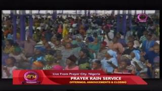 Download MFM Prayer Rain Friday July 20, 2018 Video