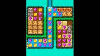 Download Diamond Digger Saga Level 1274 - NO BOOSTERS Video
