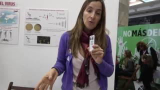 Download Feria de la Facultad de Ciencias del Uruguay. Investigaciones del Dengue. Nota De fogon tv Video