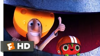 Download Cloudy with a Chance of Meatballs 2 - Let's Go Fishing Scene (8/10) | Movieclips Video