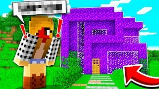Download TURNING A GIRL'S HOUSE INTO PORTALS IN MINECRAFT! *PRANK* w/ MooseCraft (Minecraft Kids Roleplay) Video