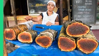 Download Madagascar Street Food!!! Super RARE Malagasy Village Food! Video