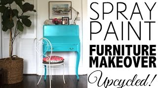 Download DIY Spray Paint Furniture Makeover | Home Decor Video