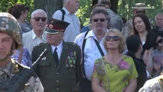 Download Dalība Zemessardzes 25. gadadienai veltītajos pasākumos 20/08/2016 Video