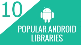 Download Top 10 Android libraries every Android developer should know about || Android Libraries Video