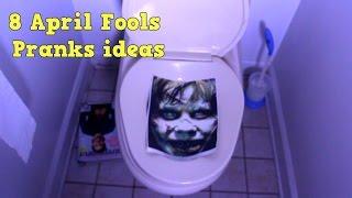 Download 7 Simple April Fools Day Pranks Ideas Video